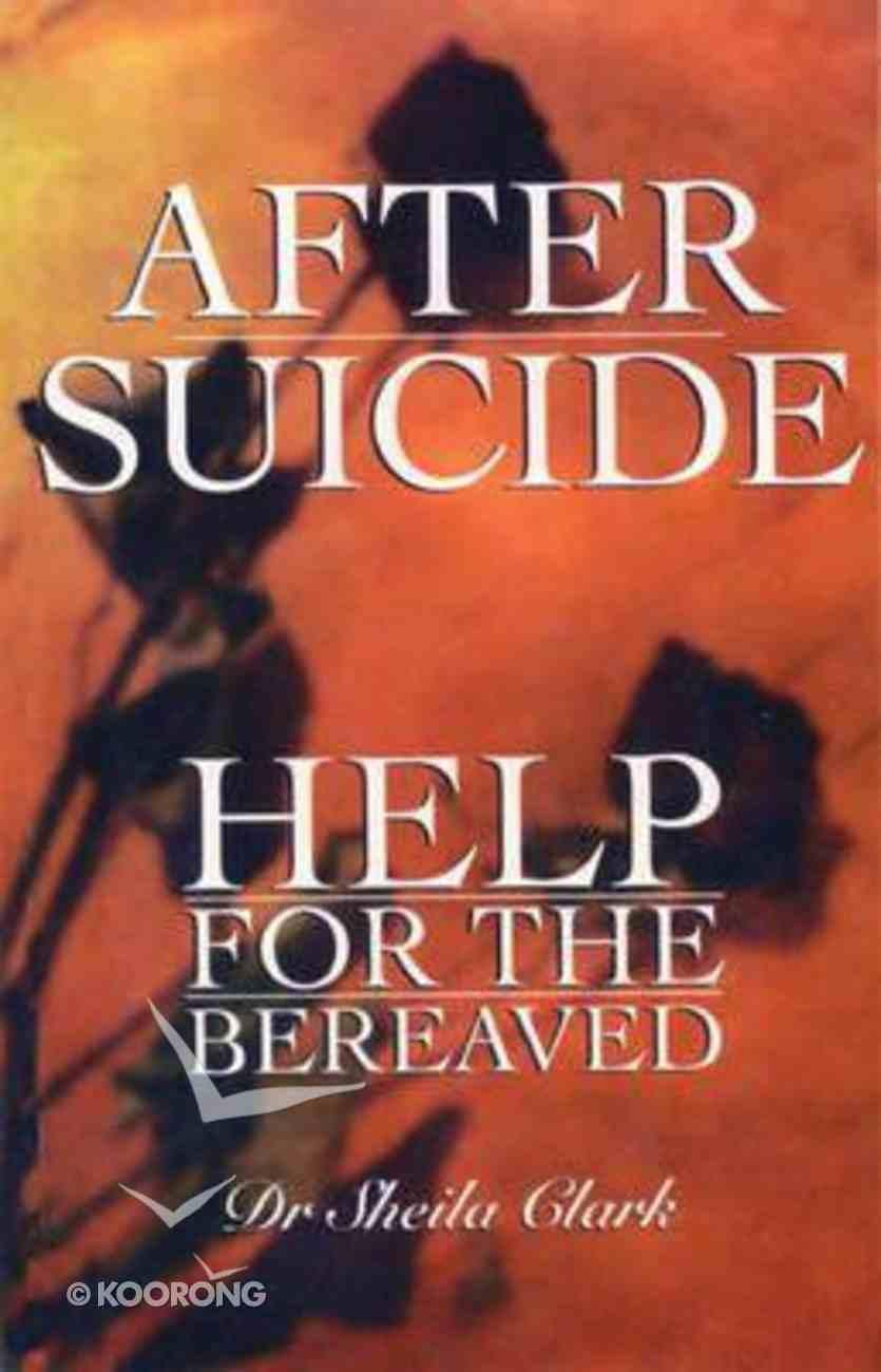 After Suicide Paperback