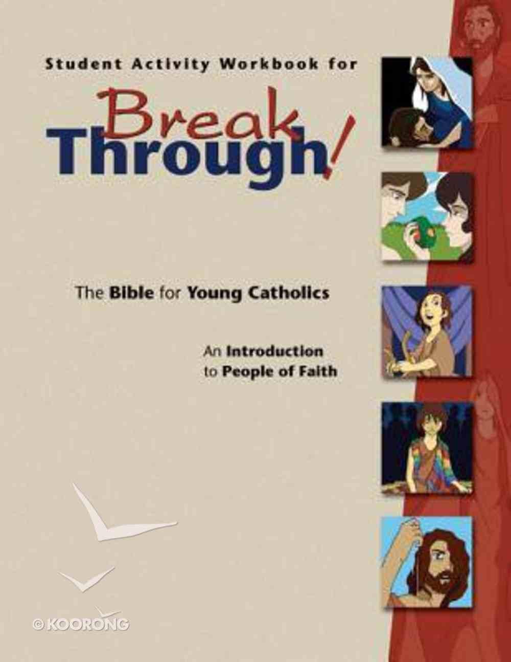 Breakthrough Student Activities Workbook Paperback