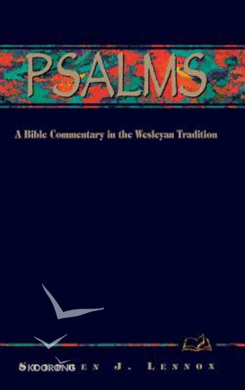 Psalms (Weslyn Bible Study Commentary Series) Hardback