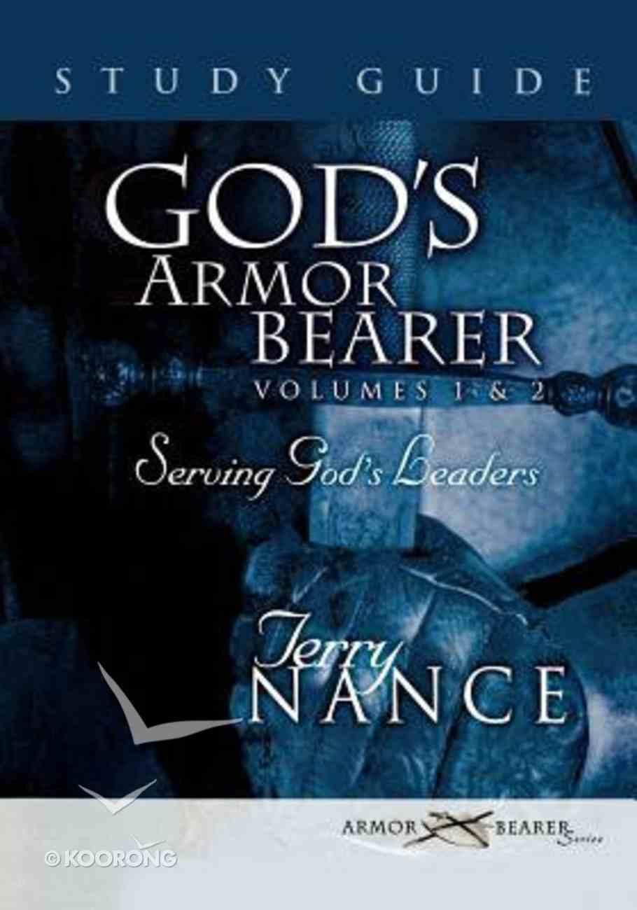 God's Armor Bearer Study Guide (Vol 1&2) Paperback