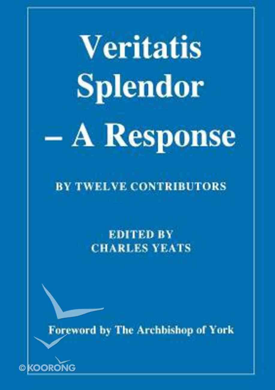 Veritatis Splendor Paperback