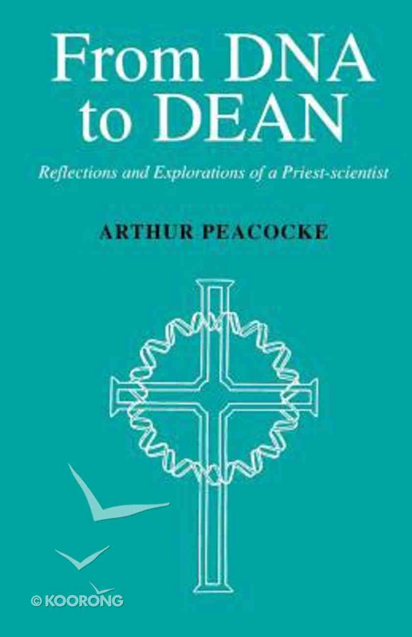 From DNA to Dean Paperback