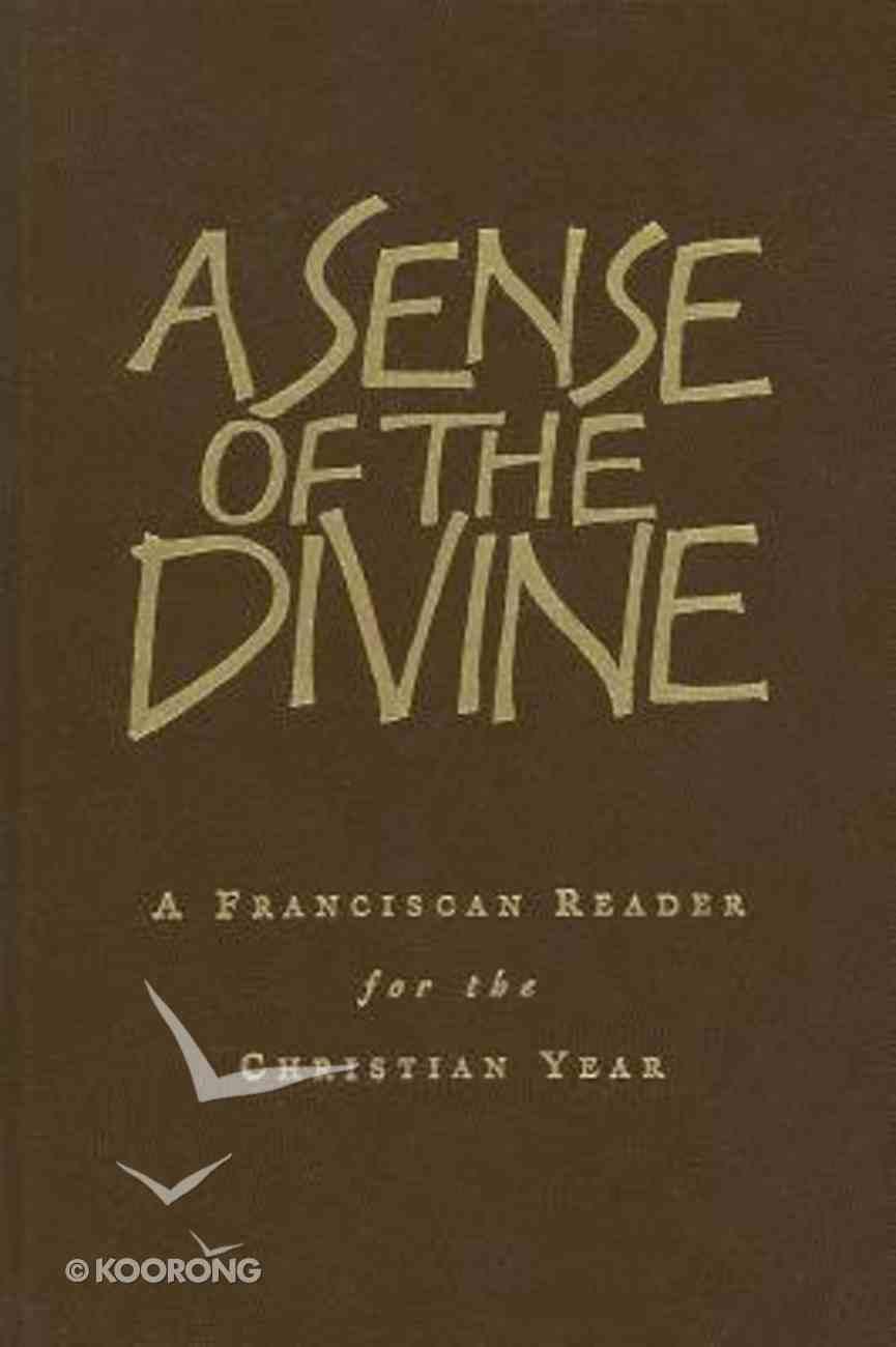 A Sense of the Divine Paperback