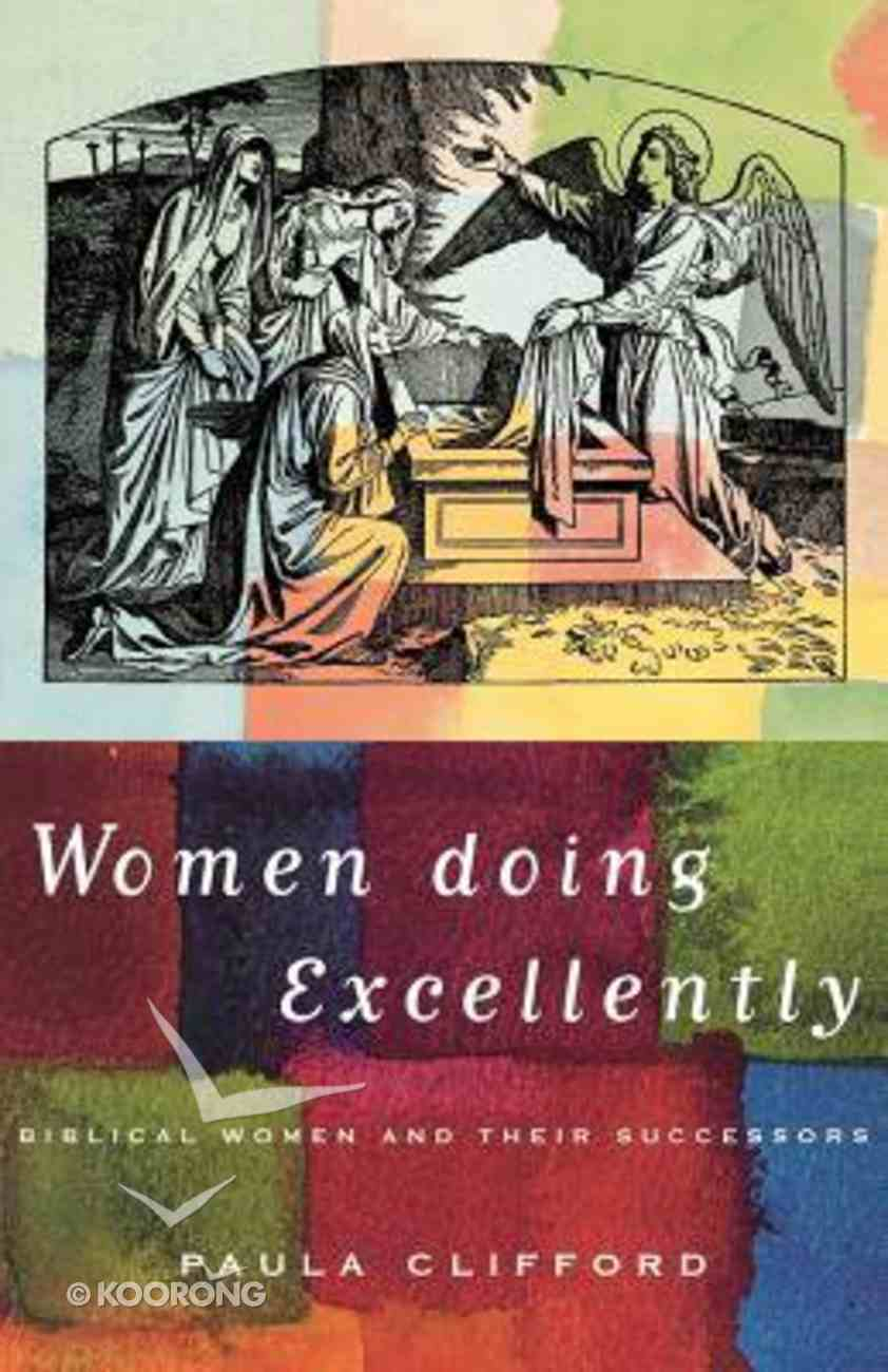 Women Doing Excellently Paperback