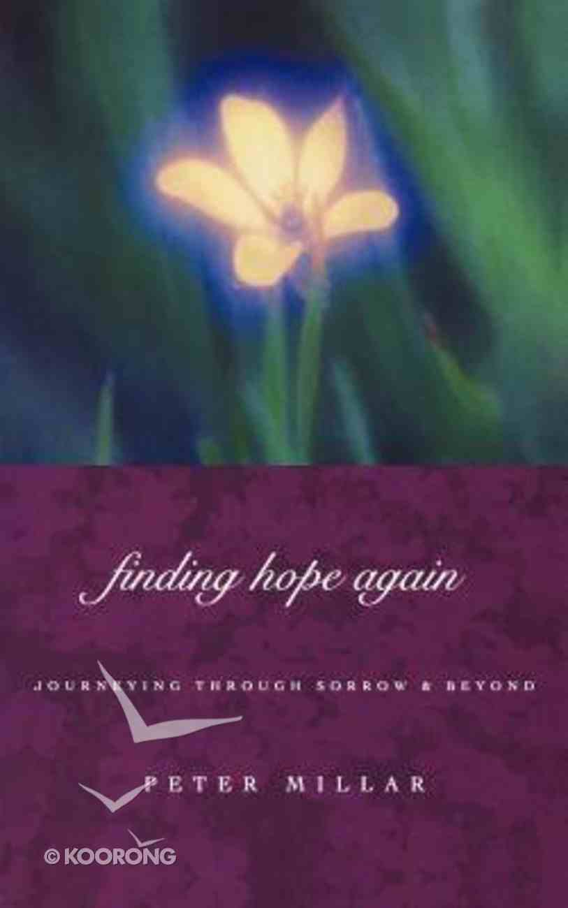 Finding Hope Again Paperback