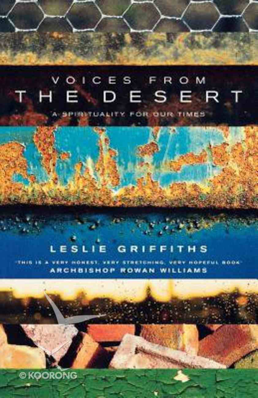 Voices From the Desert Paperback