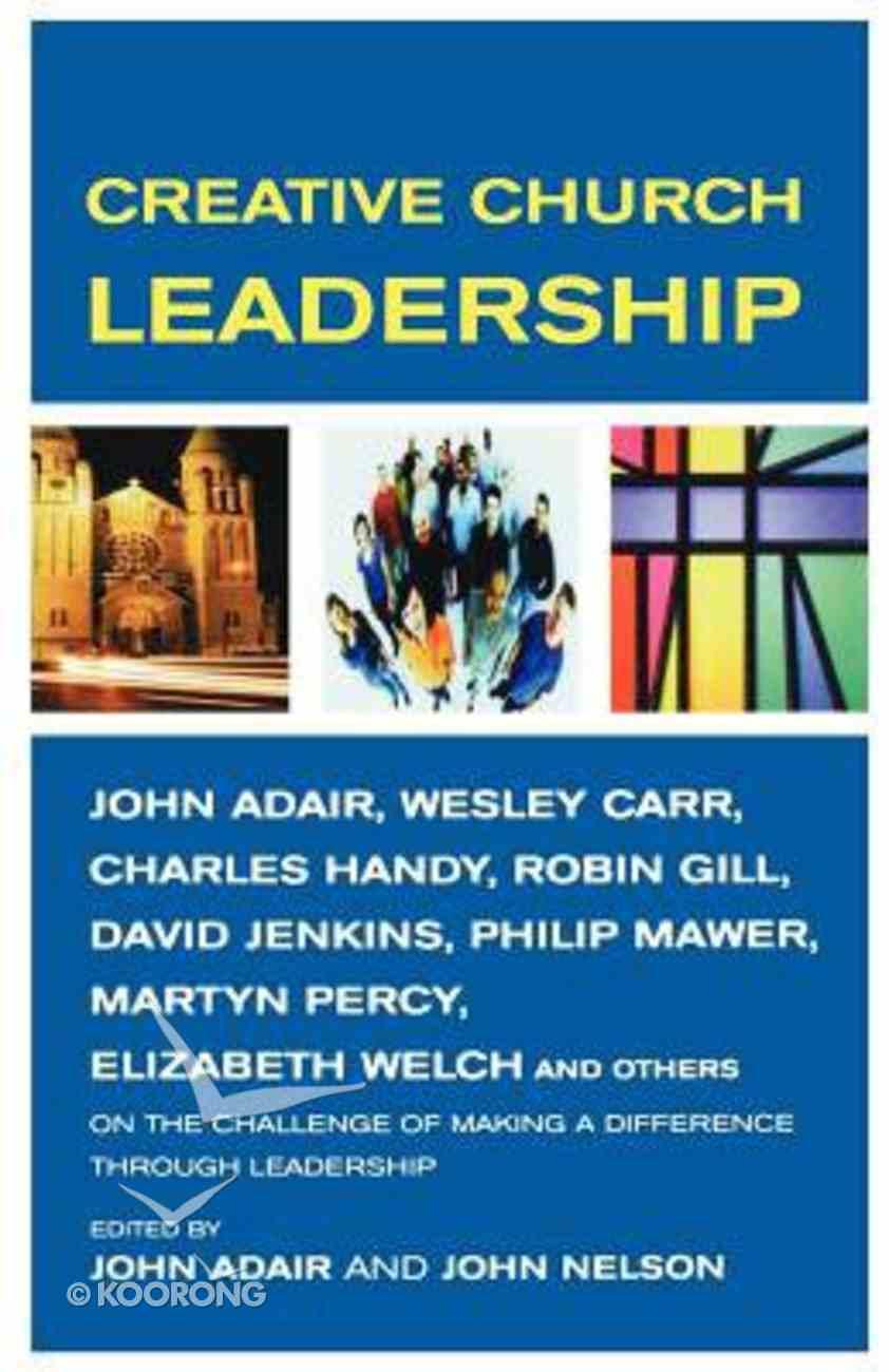 Creative Church Leadership Paperback