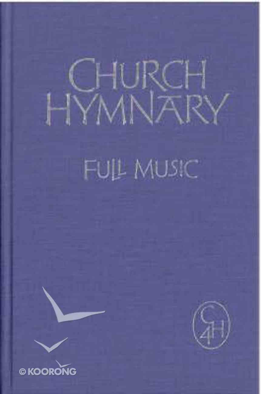 Church Hymnary Full Music and Words (Music Book) (4th Edition) Hardback