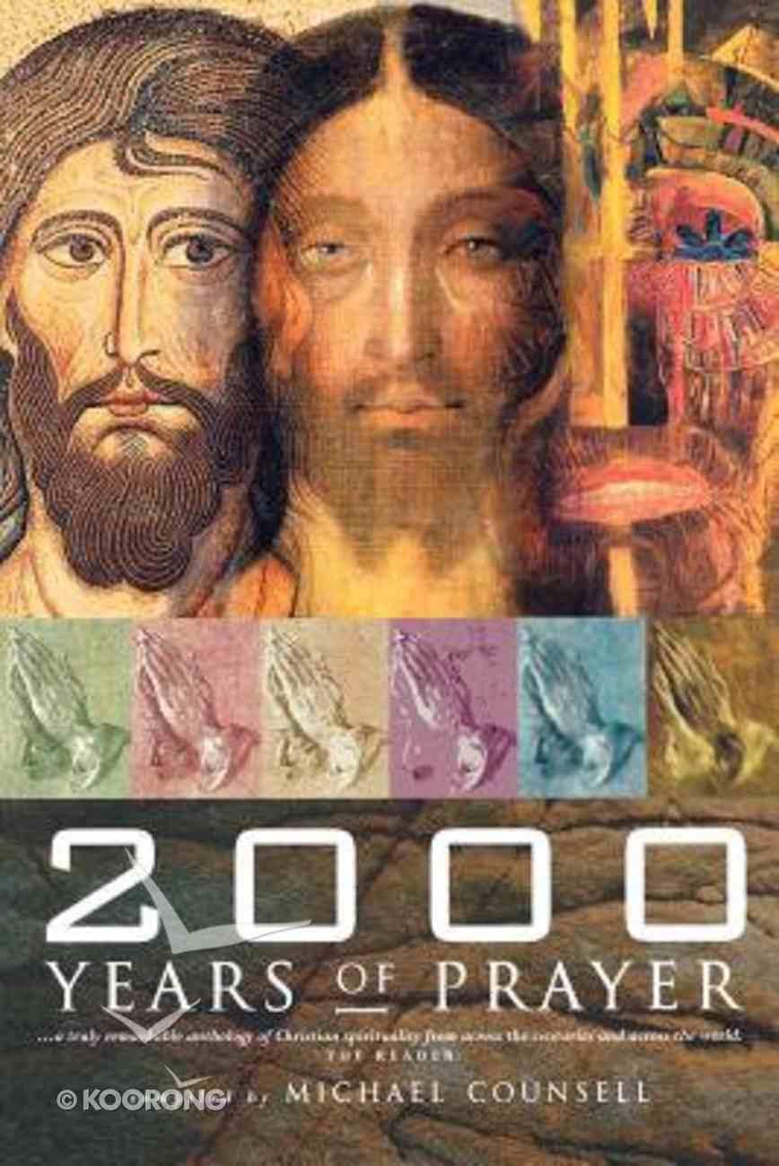 2000 Years of Prayer Paperback