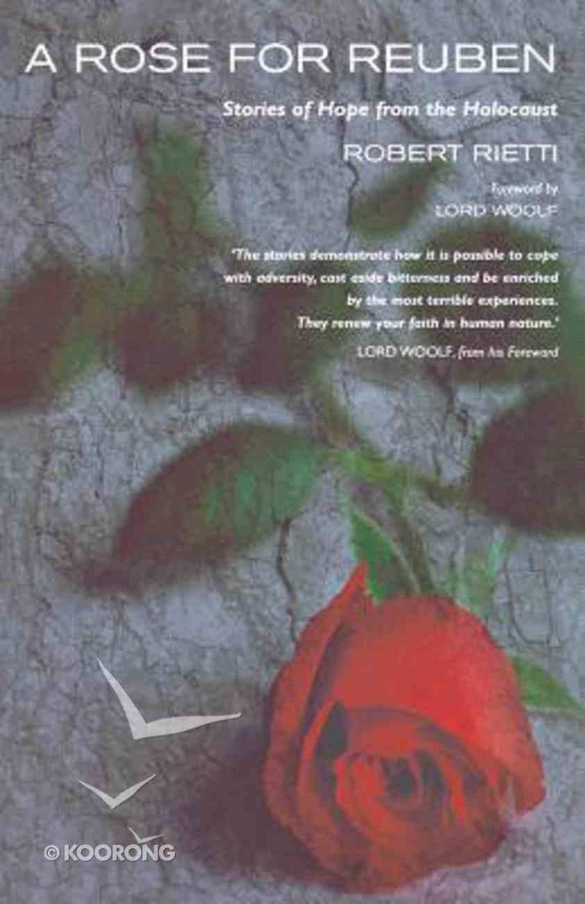 A Rose For Reuben Paperback