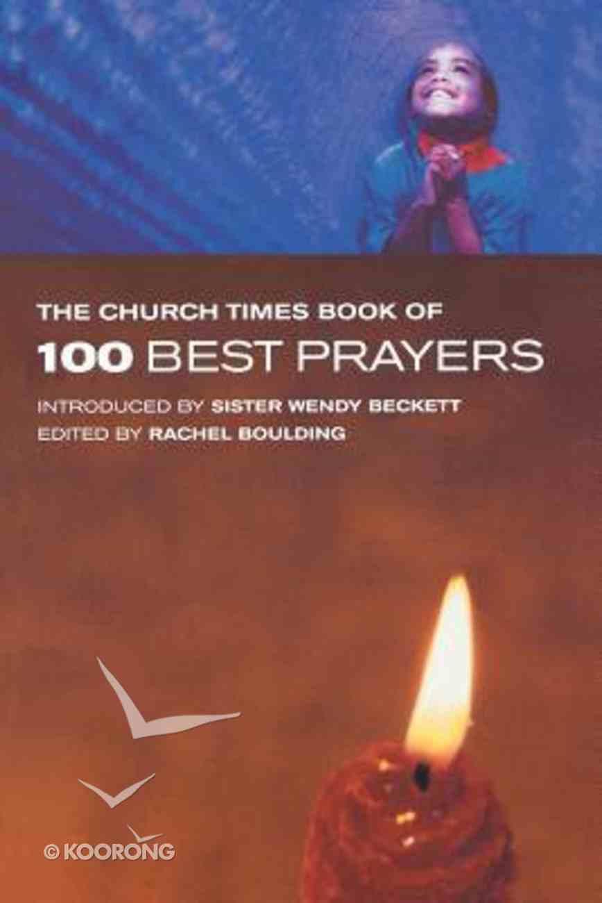 The Church Times 100 Best Prayers Paperback