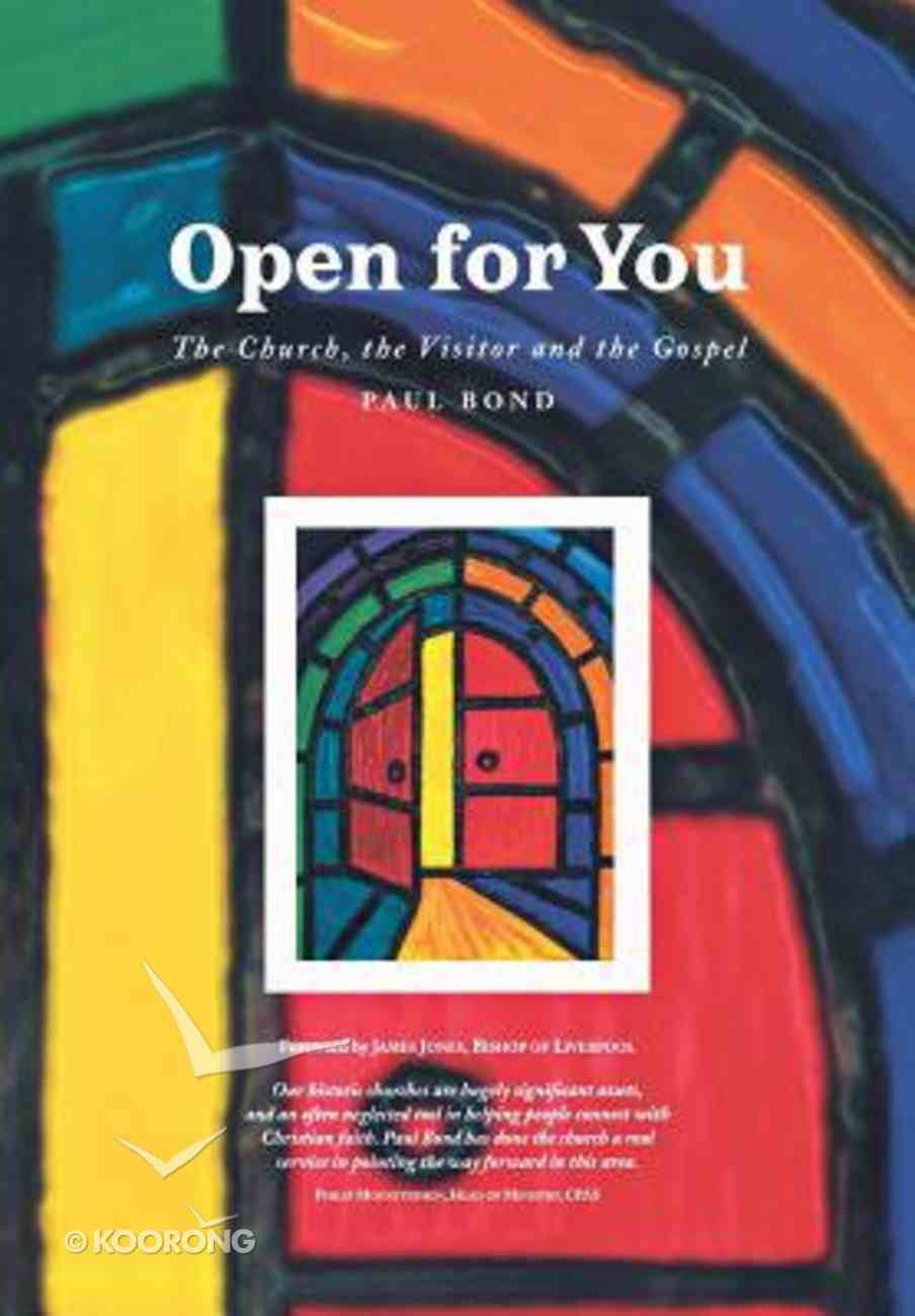 Open For You Paperback