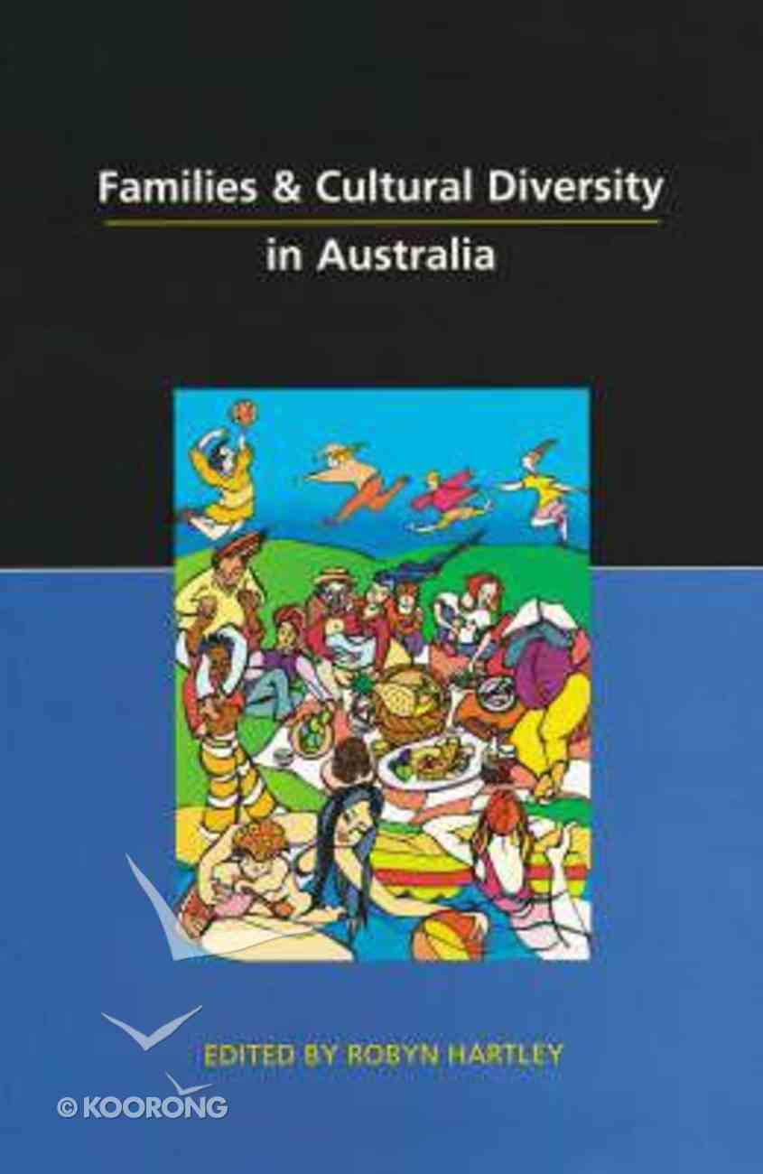 Families & Cultural Diversity in Australia Paperback