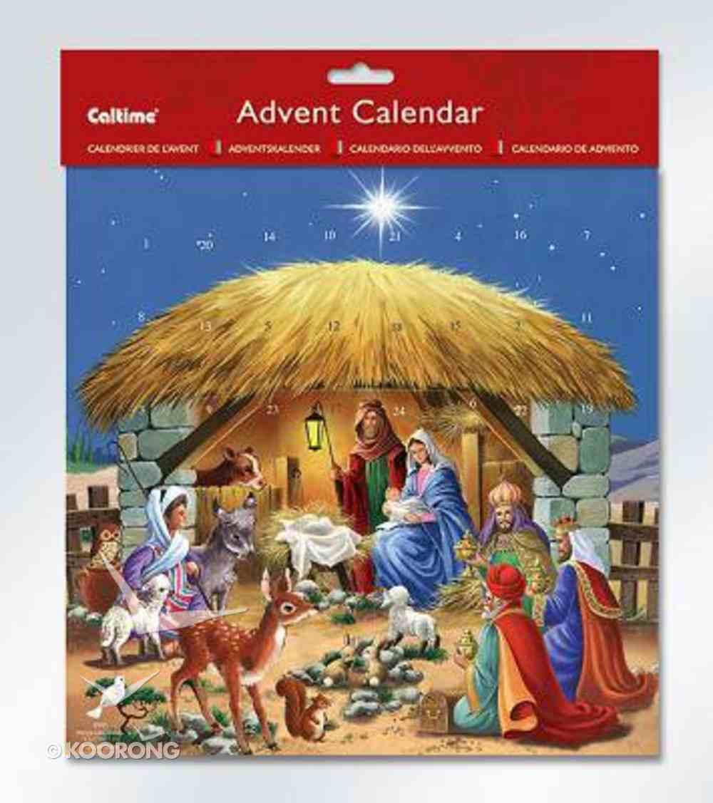 Advent Calendar: The Manger Calendar