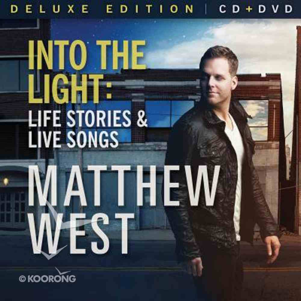 Into the Light: Life Stories & Live Songs Deluxe Ed CD & DVD CD