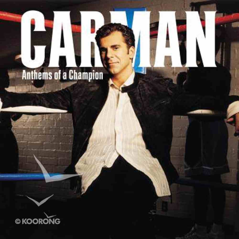Anthems of a Champion CD