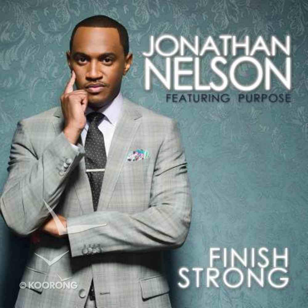 Finishing Strong CD