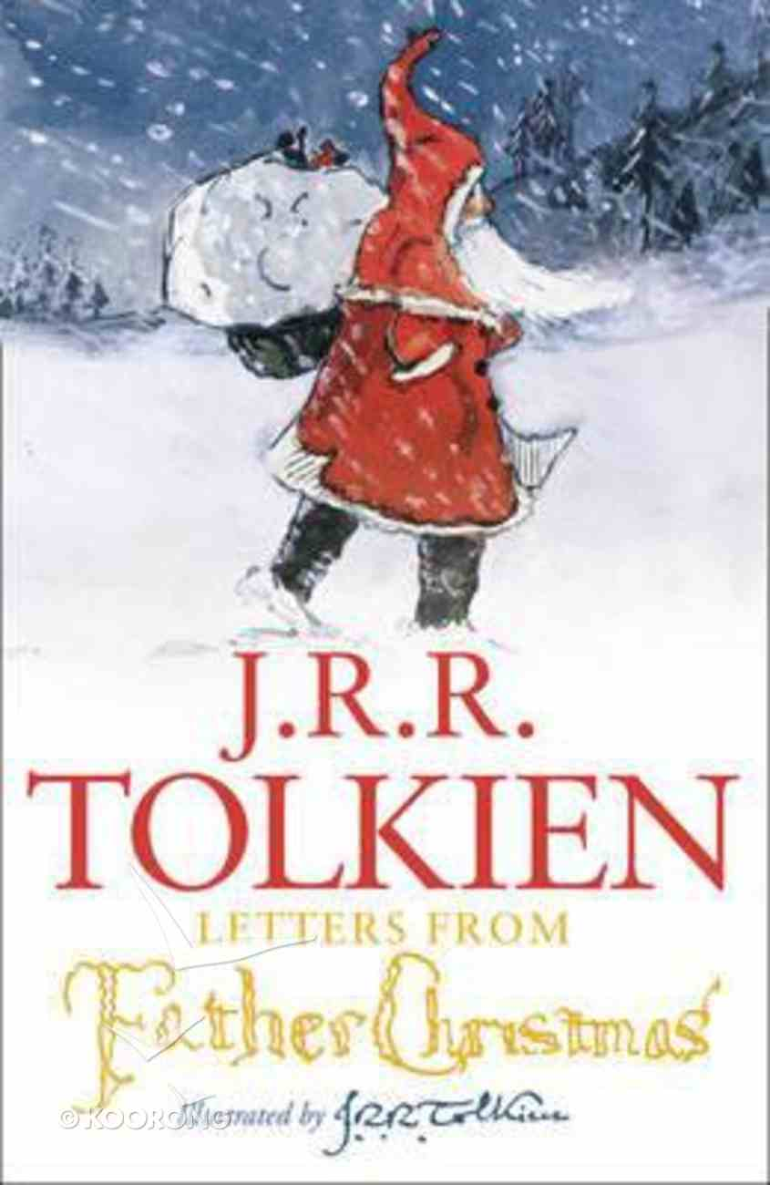 Letters From Father Christmas Paperback