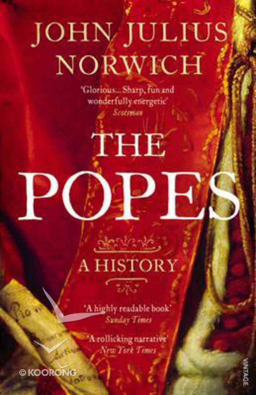 The Popes: A History Paperback