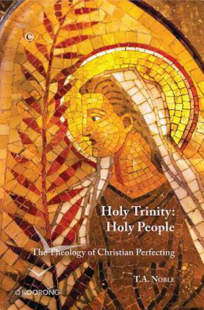 Holy Trinity: Holy People Paperback