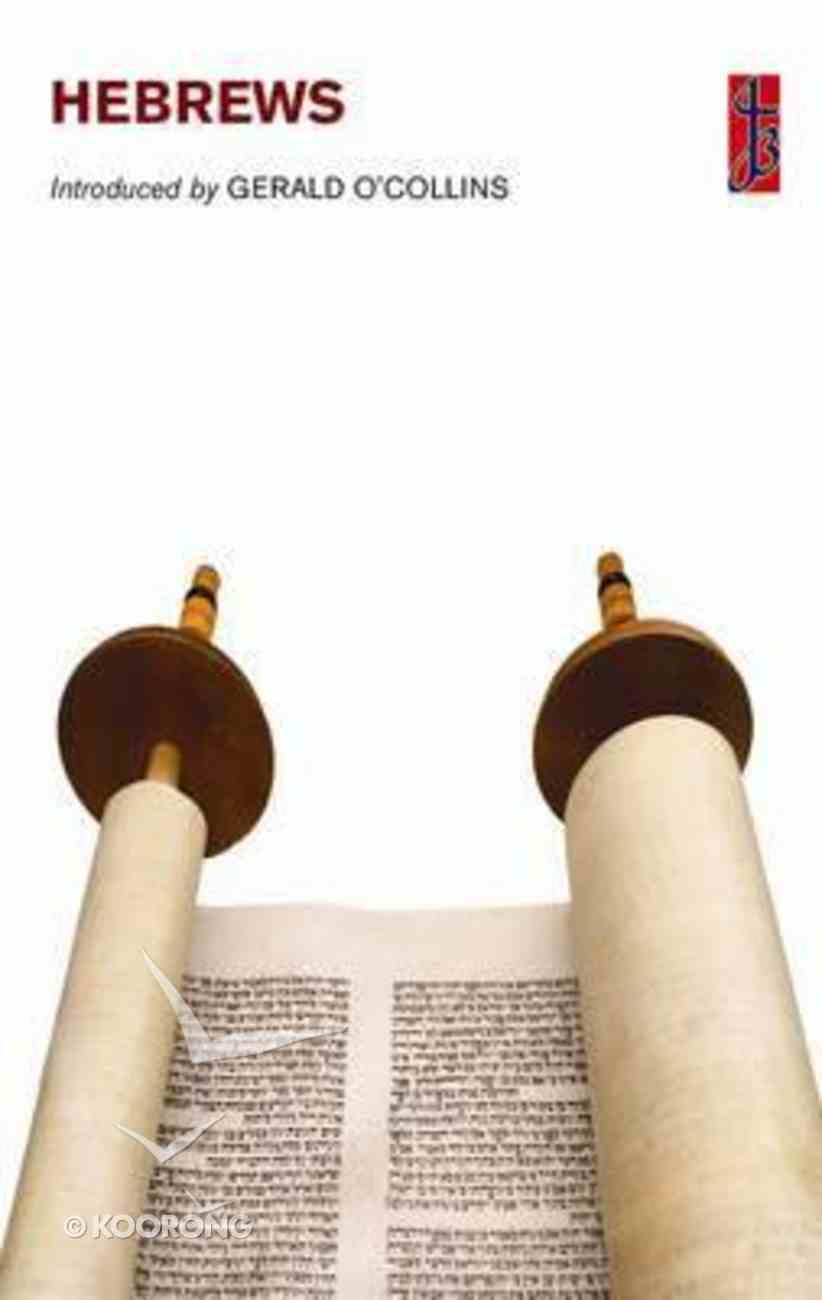 Hebrews (Dlt Books Of The Bible Series) Paperback