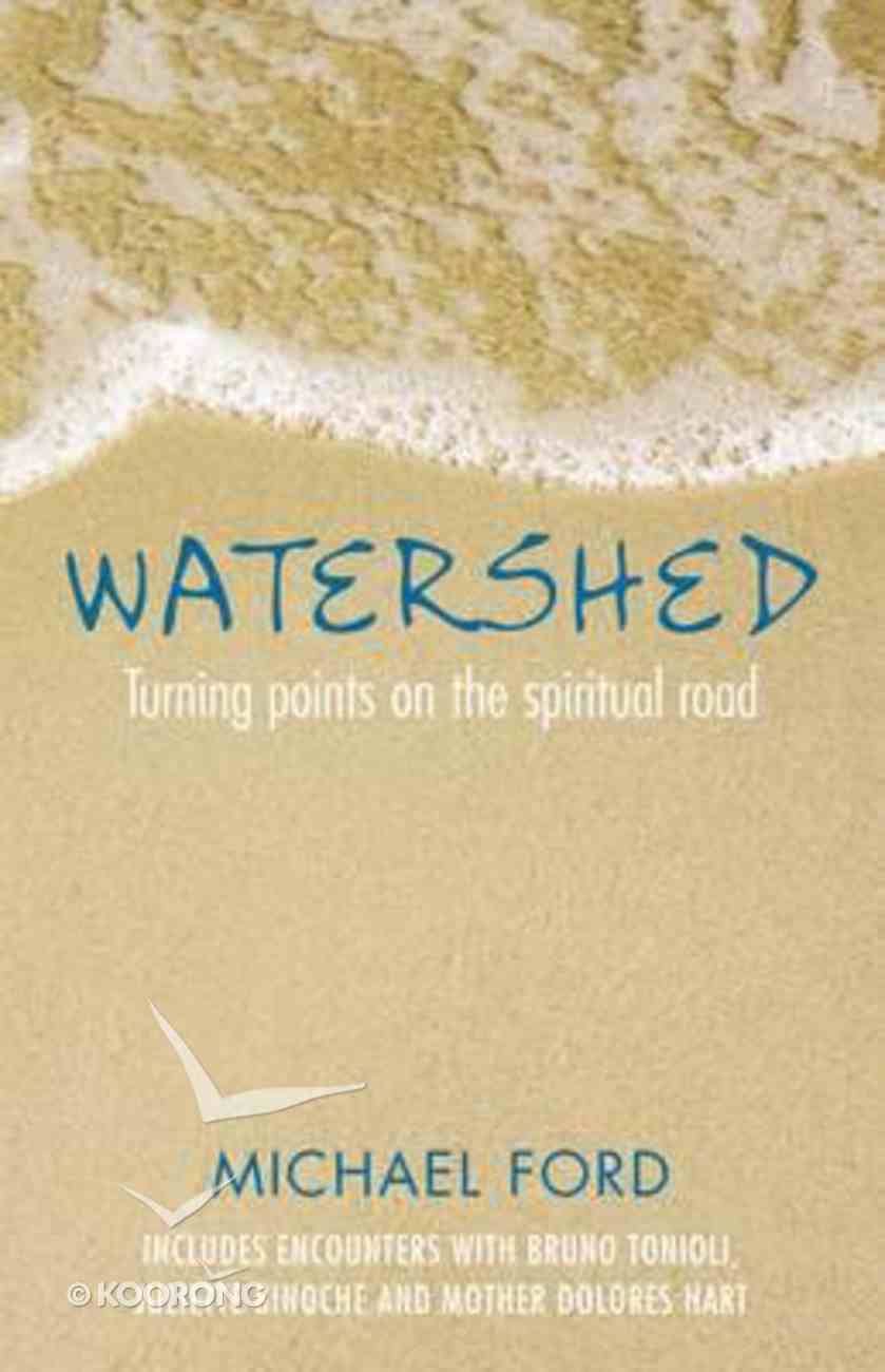 Watershed Paperback