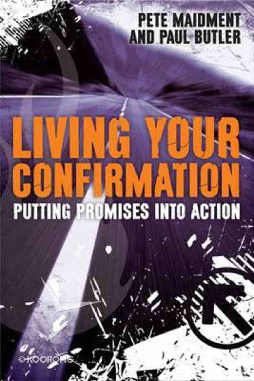 Living Your Confirmation Paperback