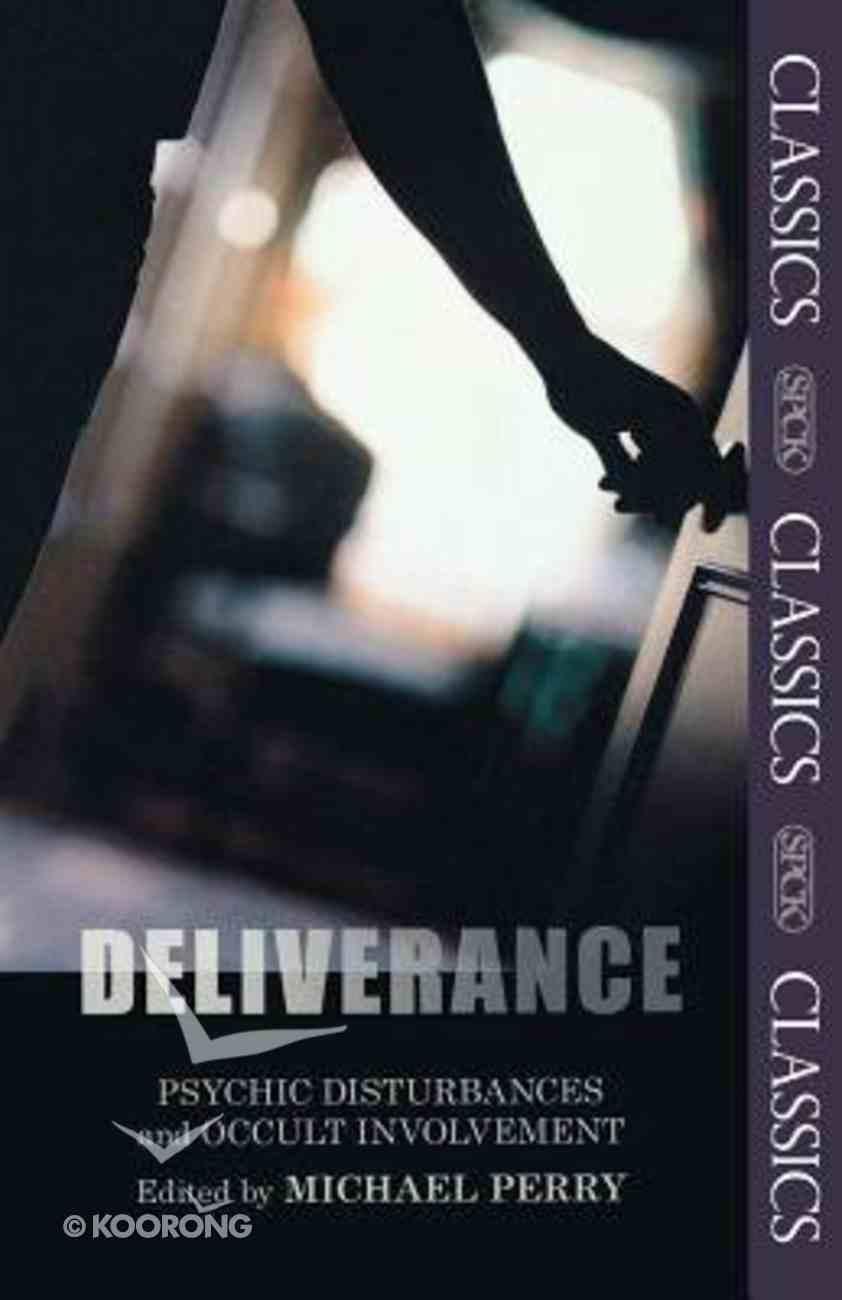 Deliverance Paperback