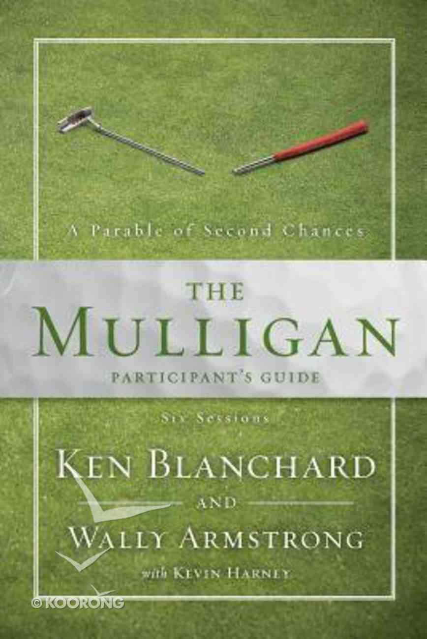 The Mulligan (Participant's Guide) Paperback