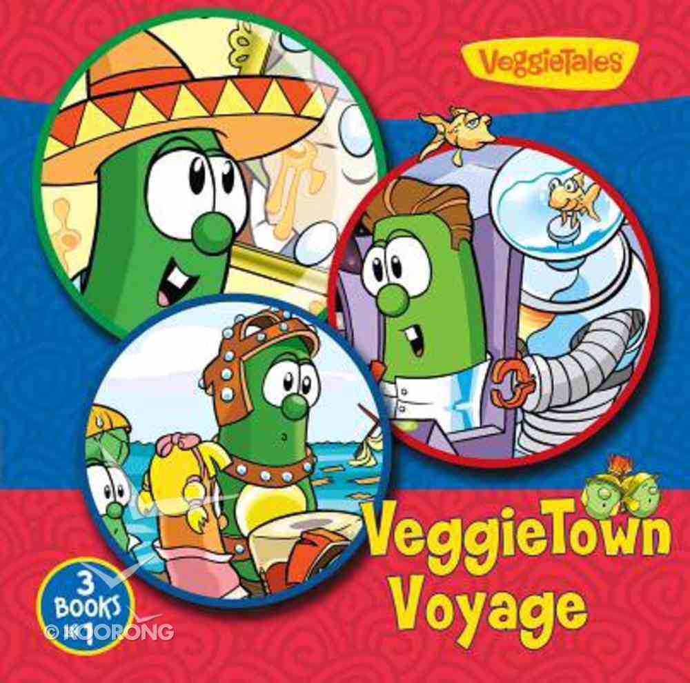 Veggietown Voyage (Veggie Tales (Veggietales) Series) Hardback