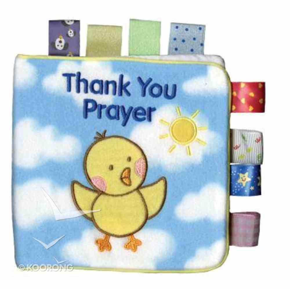 Thank You Prayer Novelty Book