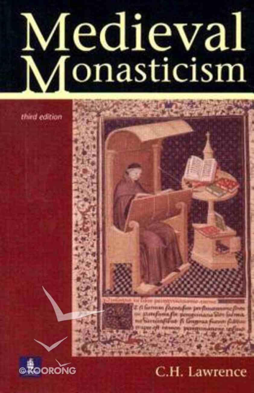 Medieval Monasticism (3rd Edition) Paperback