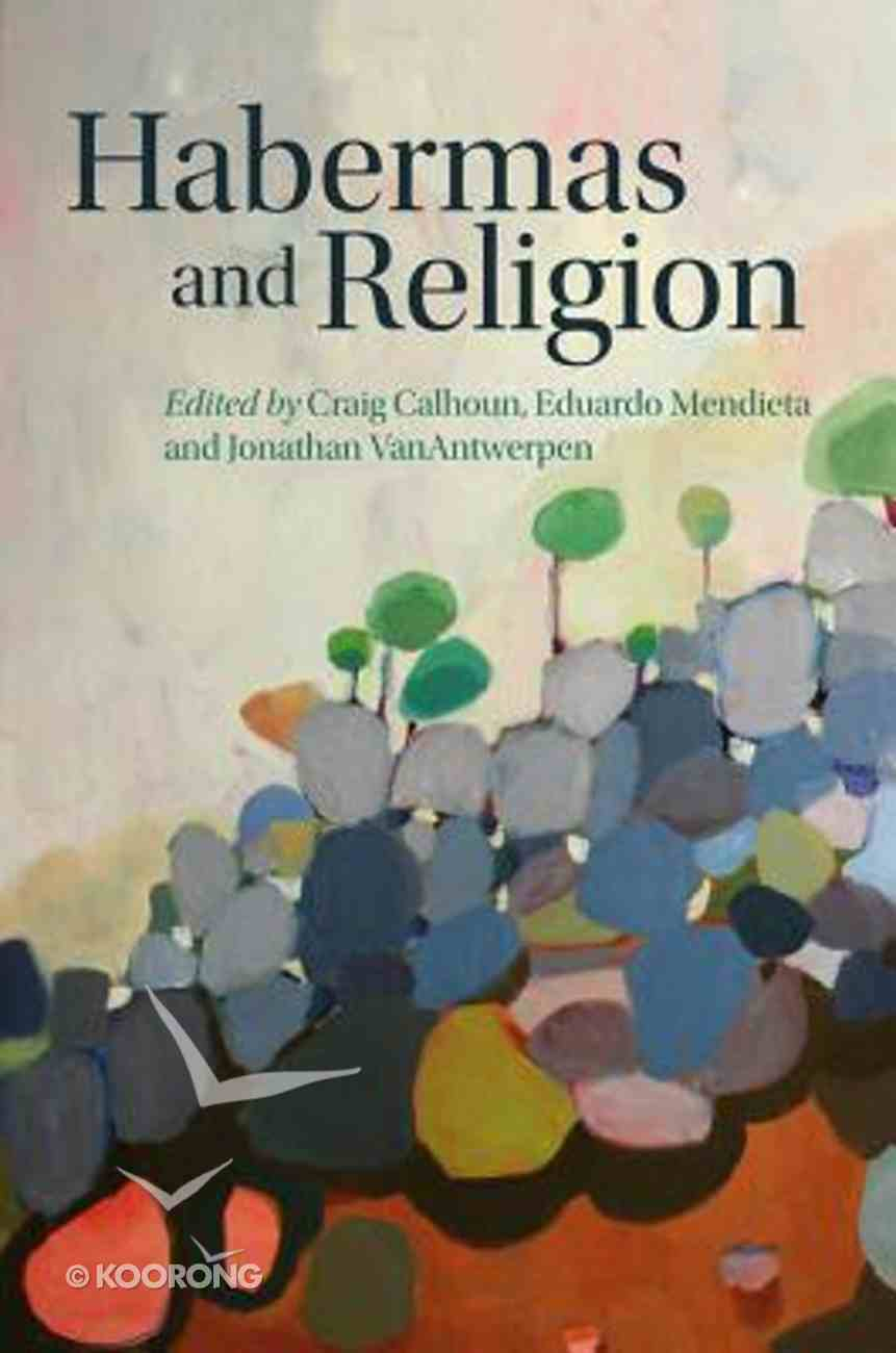 Habermas and Religion Paperback