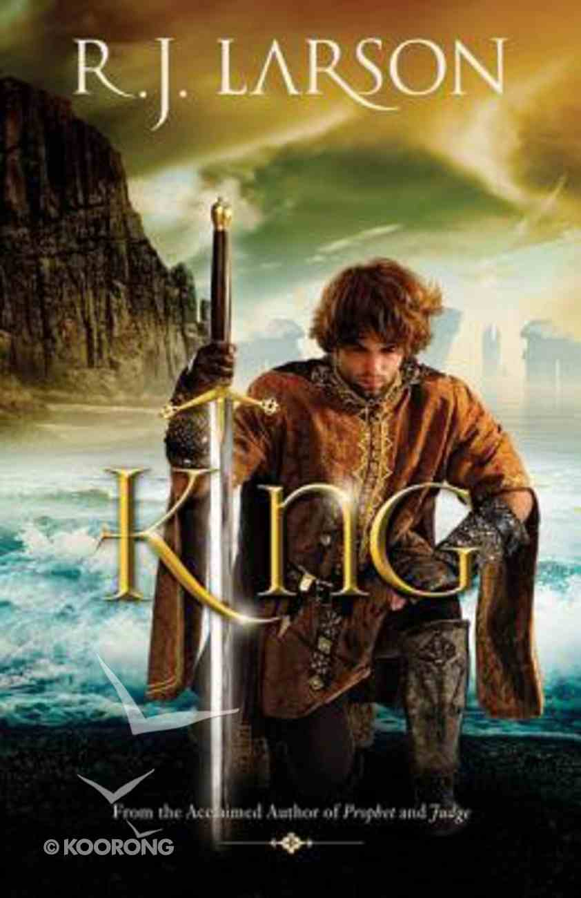 King (#03 in Books Of The Infinite Series) Paperback