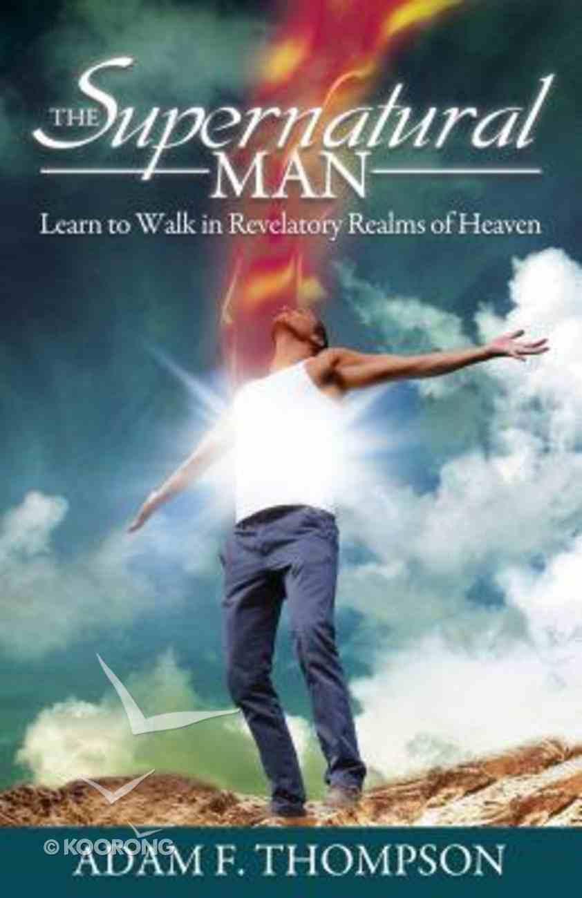 The Supernatural Man Paperback