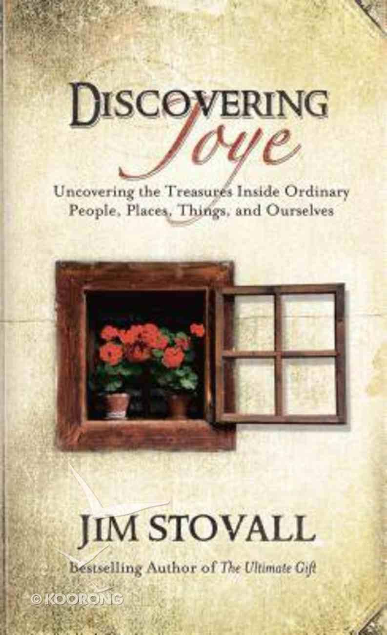 Discovering Joye Paperback