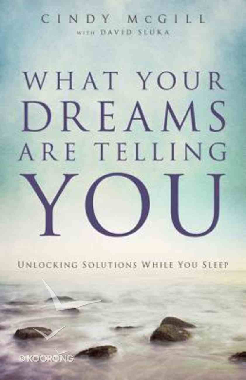What Your Dreams Are Telling You Paperback
