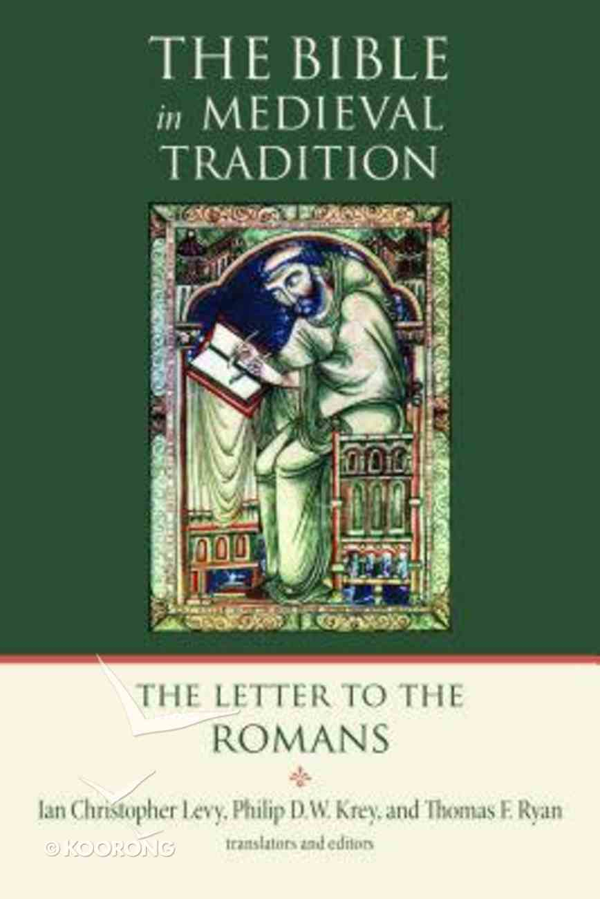 The Letter to the Romans Paperback