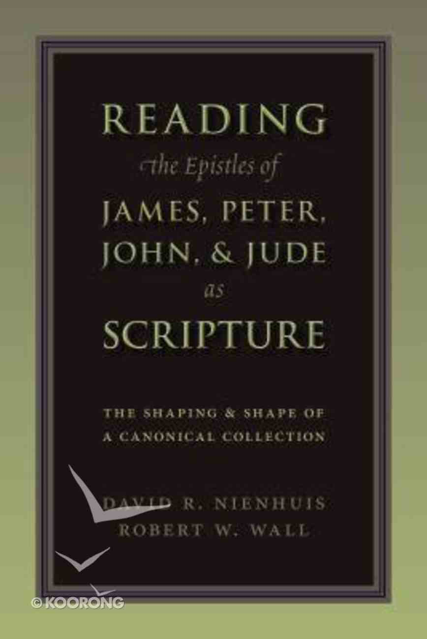 The Church's Guide to Reading the Catholic Epistles Paperback