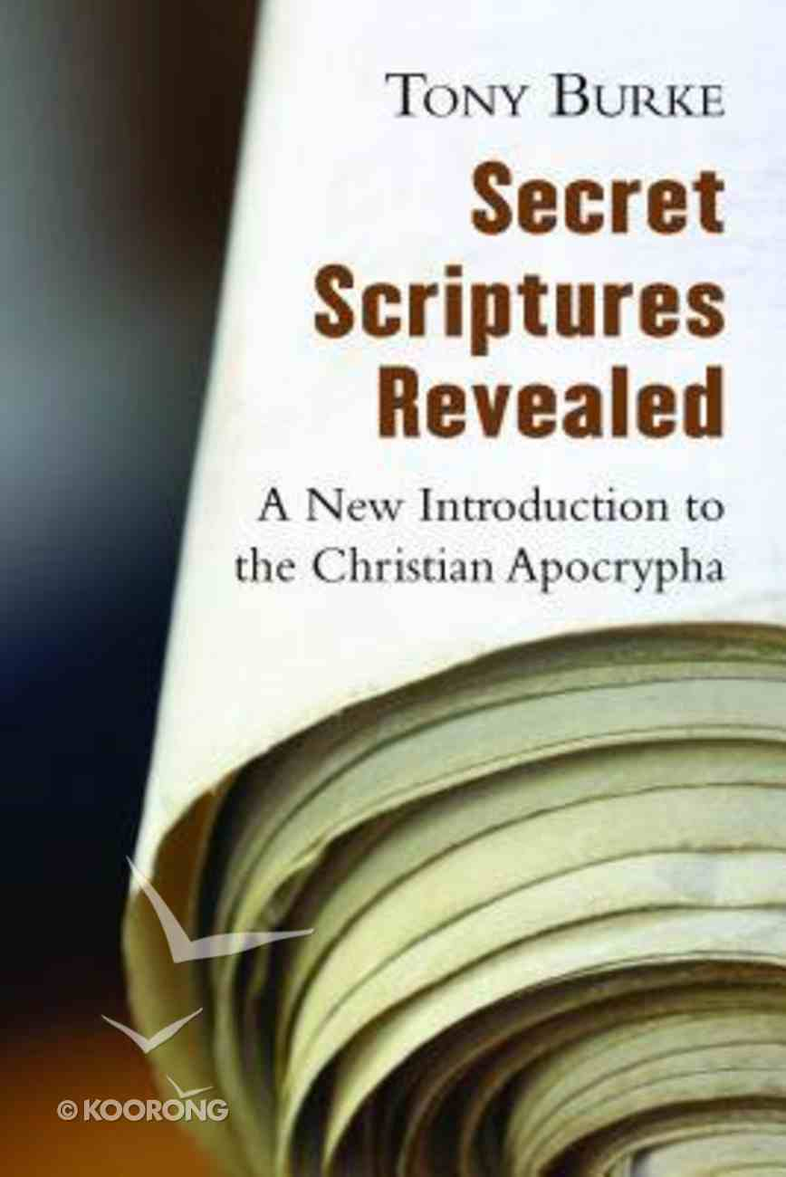 Secret Scriptures Revealed Paperback
