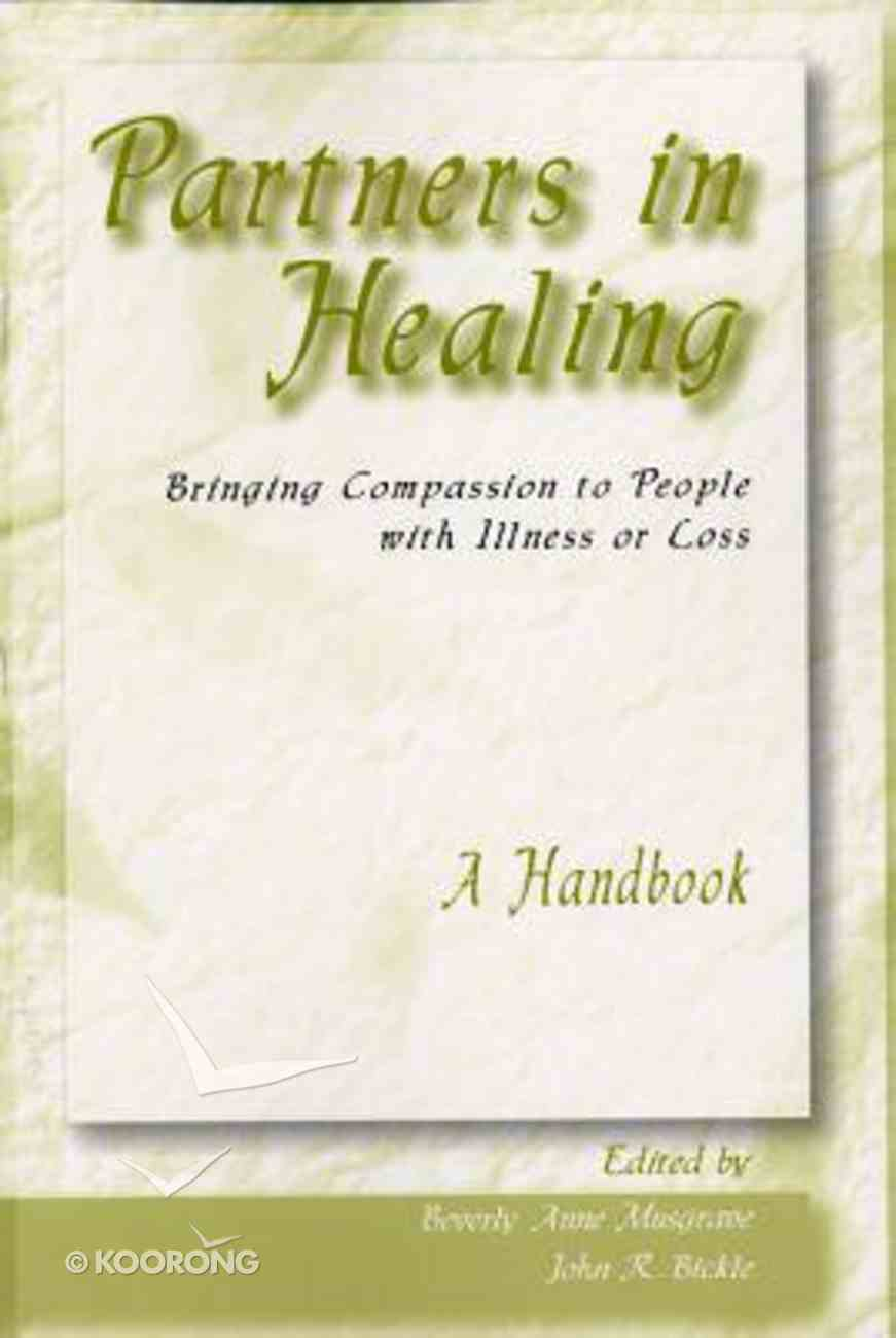 Partners in Healing Paperback