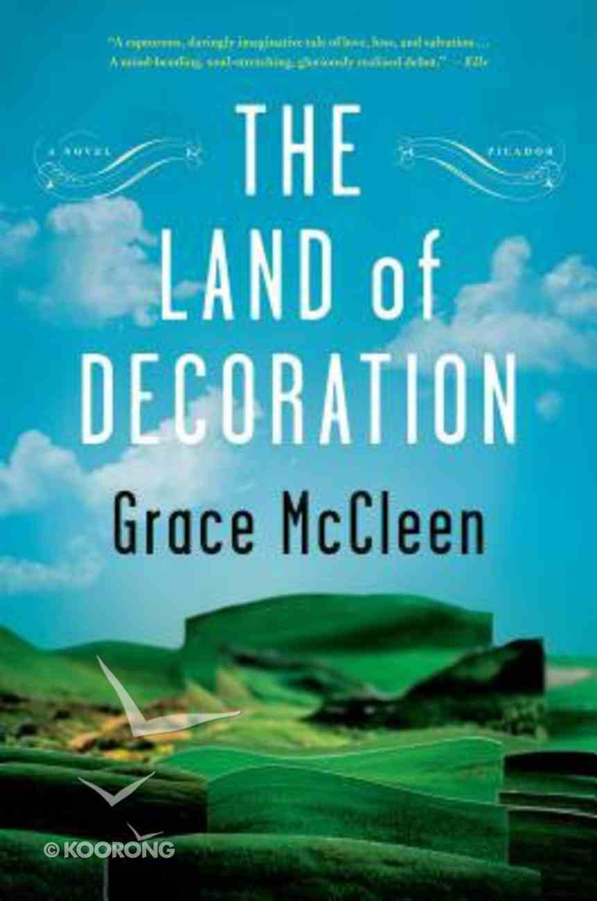 The Land of Decoration Paperback