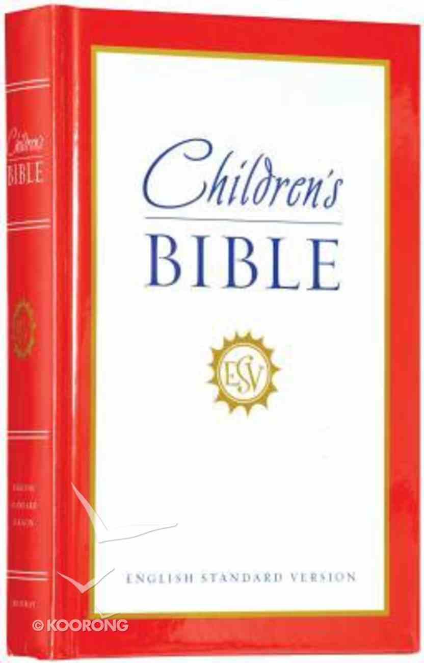 ESV Children's Bible, Red Hardback