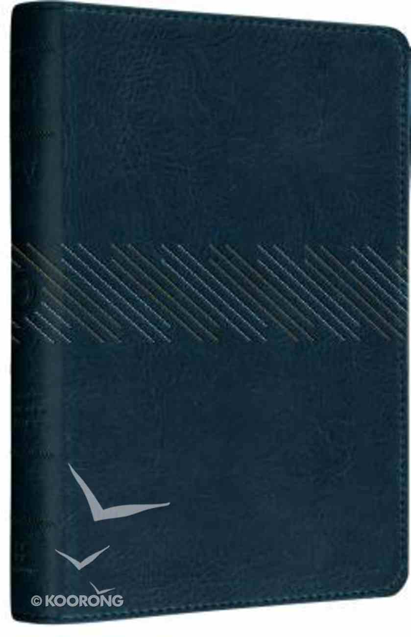 ESV Personal Size Reference Navy Cascade Design Imitation Leather