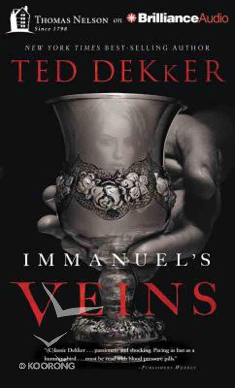 Immanuel's Veins (Unabridged, 8 Cds) CD