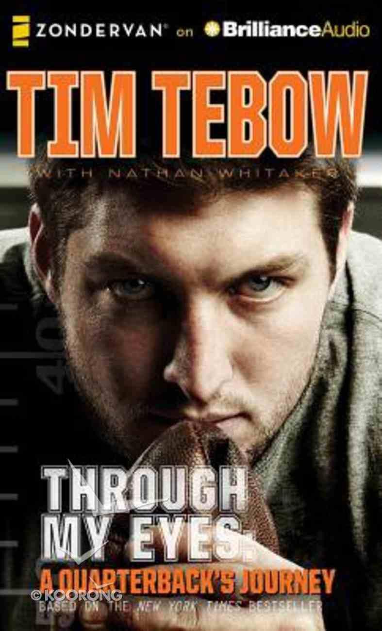 Through My Eyes (Unabridged, 4 Cds) CD