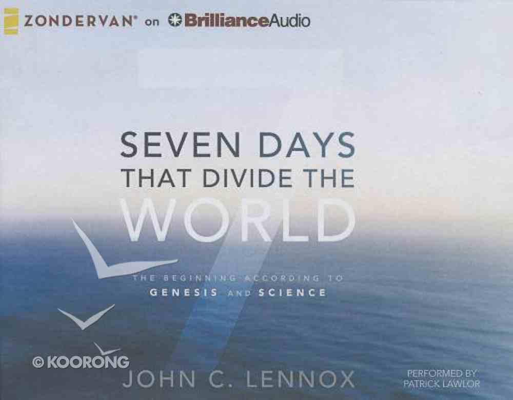 Seven Days That Divide the World (Unabridged, 5 Cds) CD