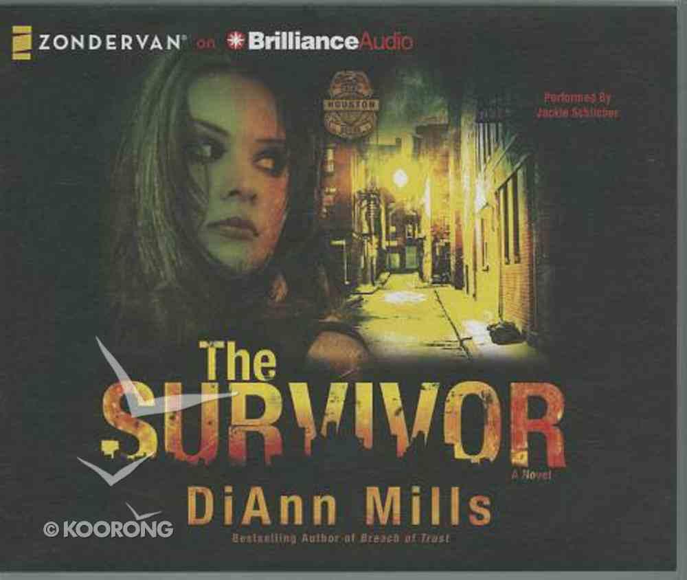 The Survivor (Unabridged, 12 CDS) (#02 in Crime Scene Houston Audio Series) CD