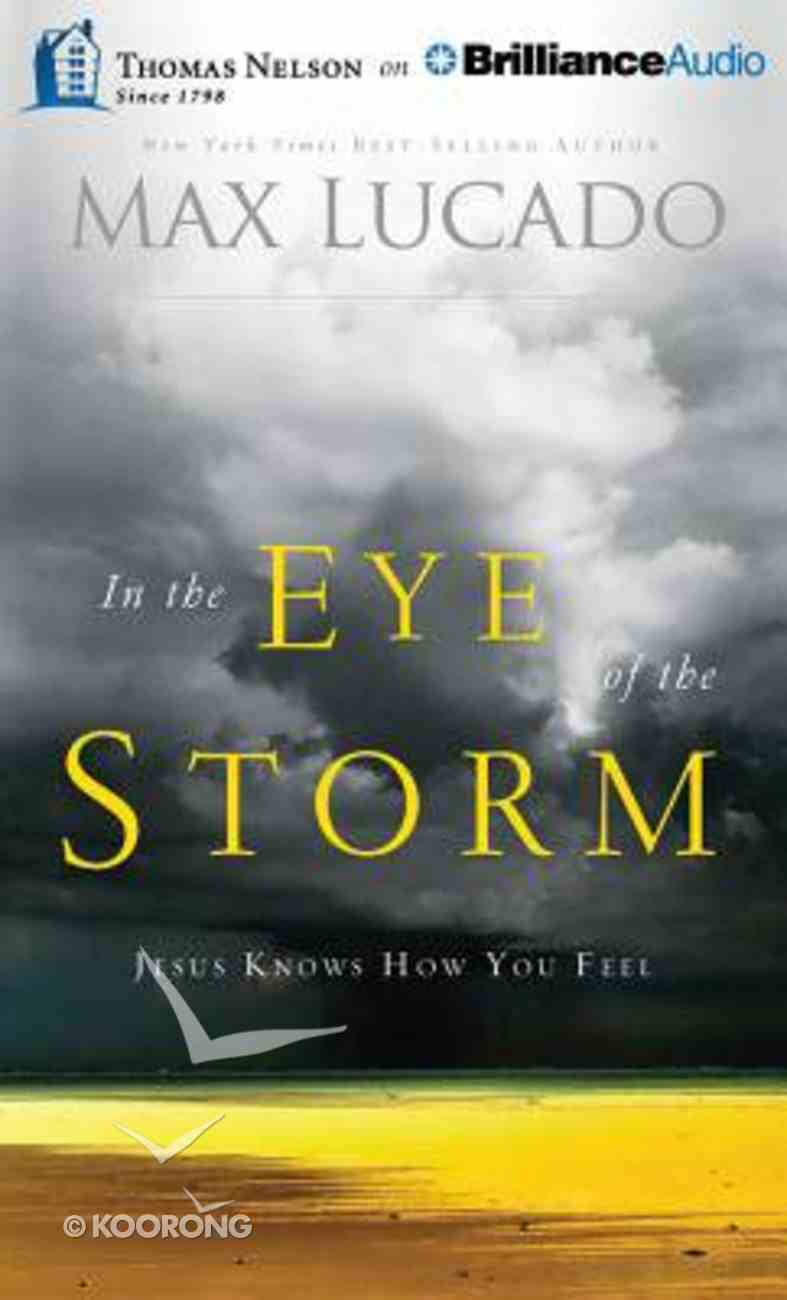 In the Eye of the Storm (Unabridged, 4 Cds) CD