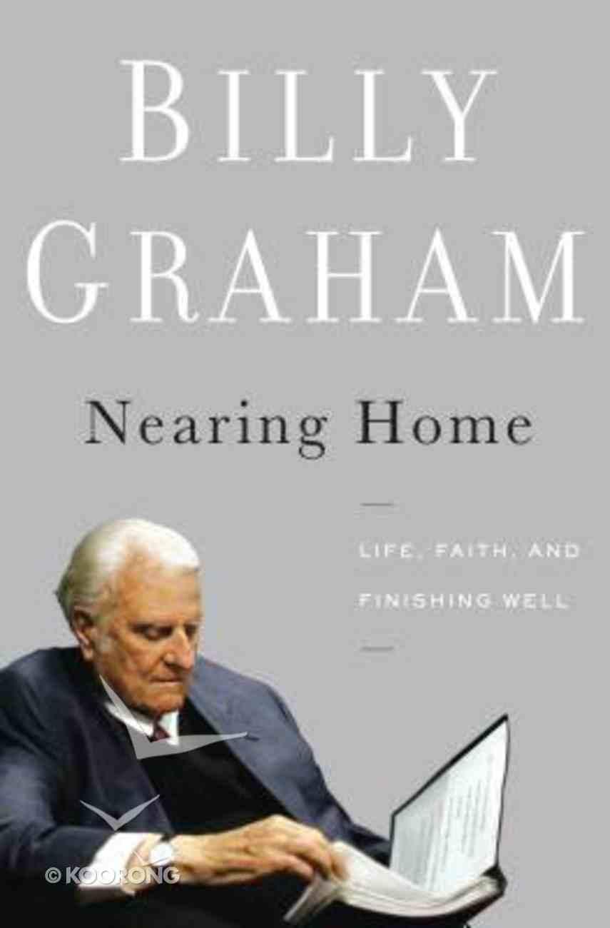 Nearing Home (Large Print) Paperback